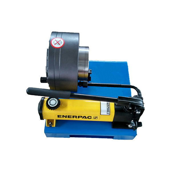 25M hose crimping machine