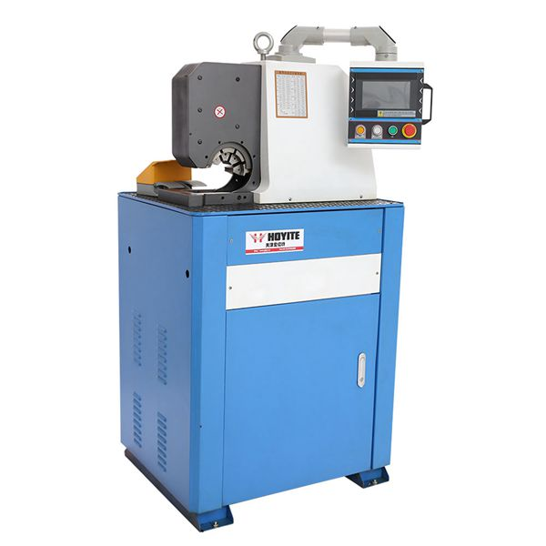 A85 hose crimping machine