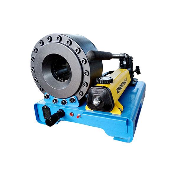 HYT-25M small 1 inch manual hydraulic hose crimping machine