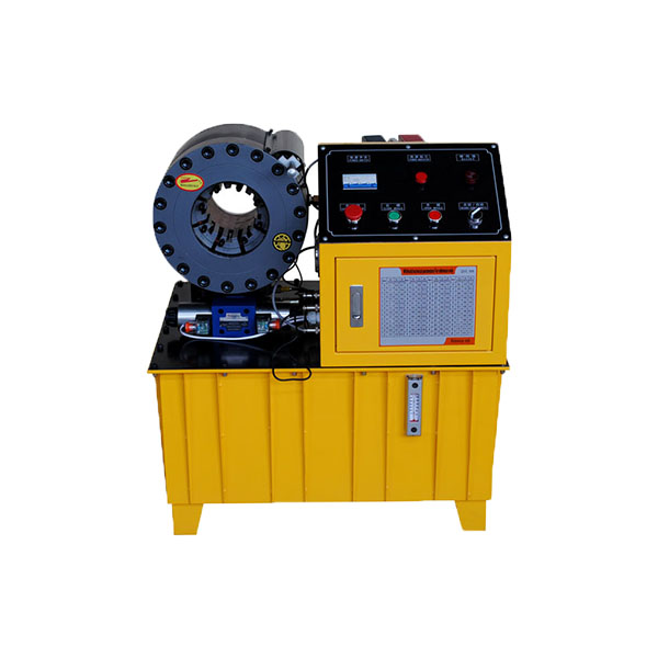 51 hose crimping machine