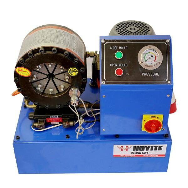hose pressing